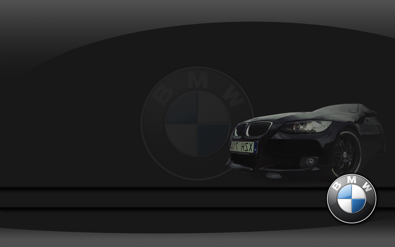 Exclusive Car BMW Logo Wallpaper For Your PC Computer