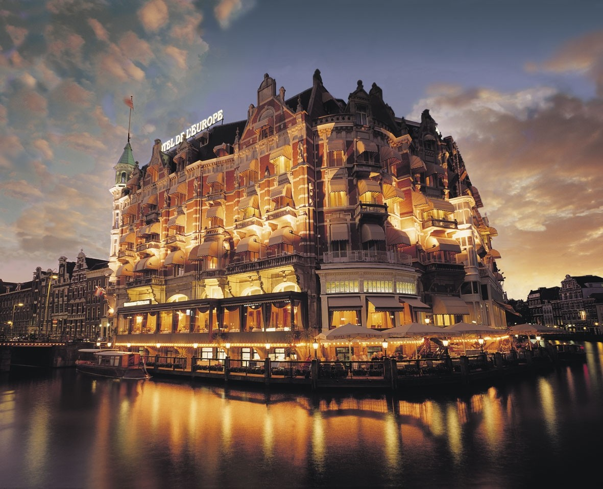 Amsterdam Netherlands Beautiful Places To Visit