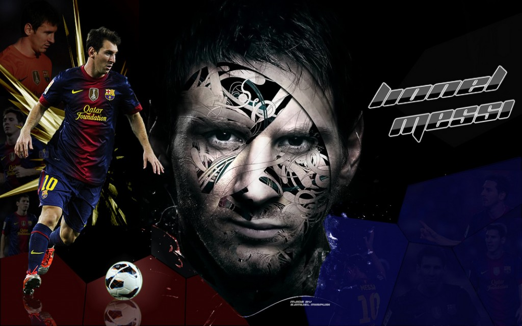 Lionel Messi 2013 Full High Definition Wallpapers