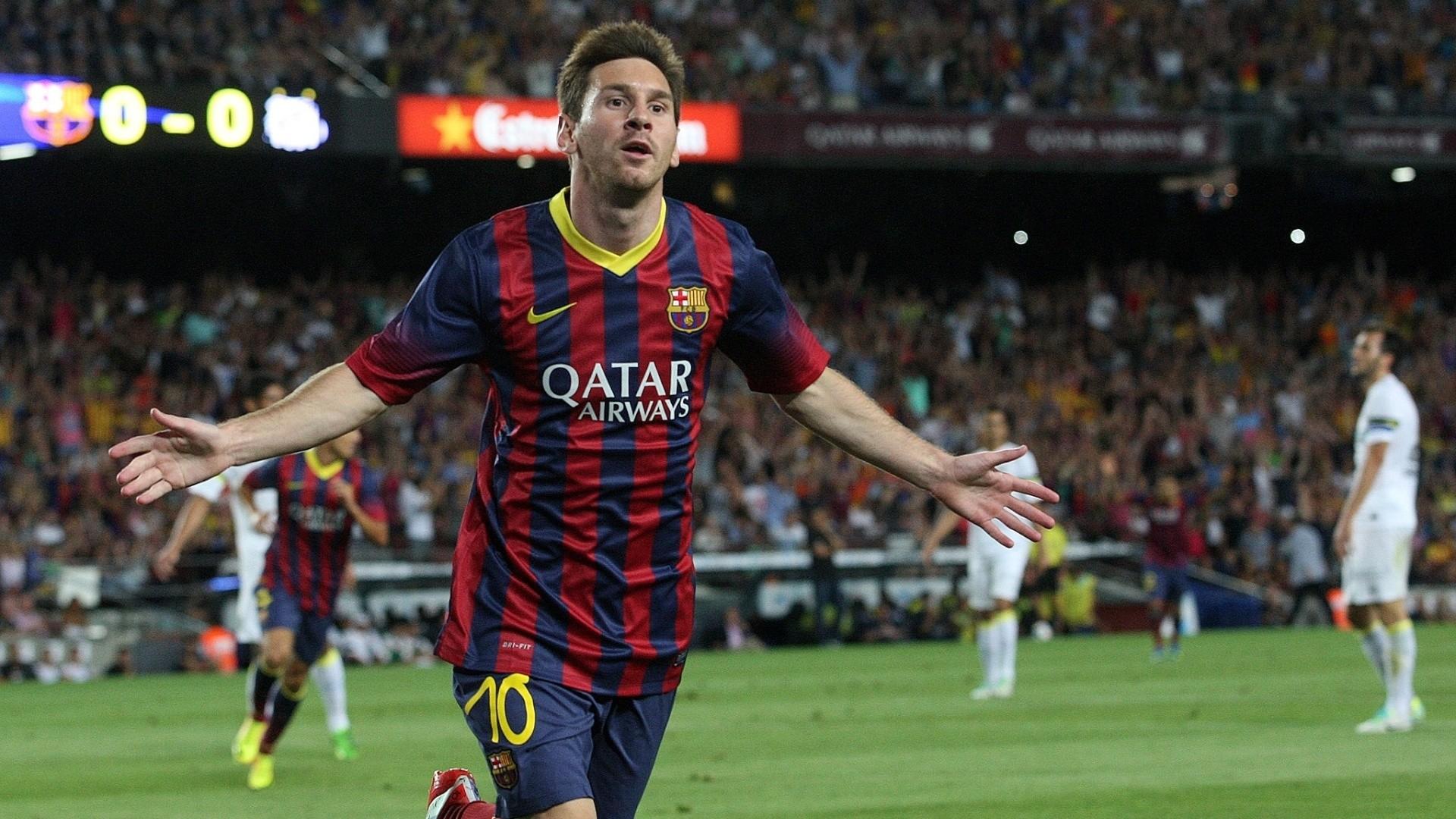 Lionel Messi Barcelona Photos HD Wallpaper For Dekstop