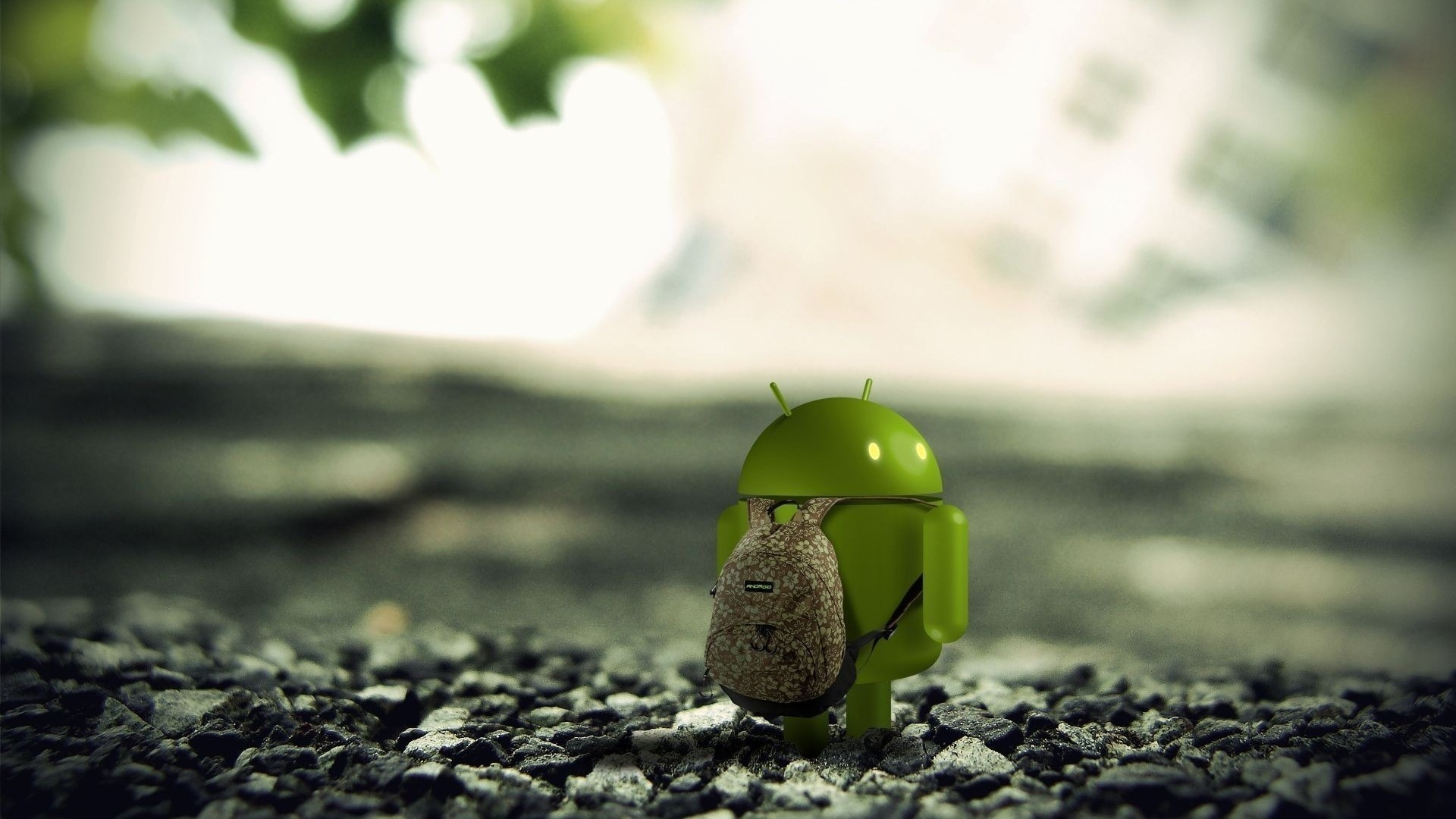 Android Alone 3D Wallppaper HD Widescreen For PC Dekstop