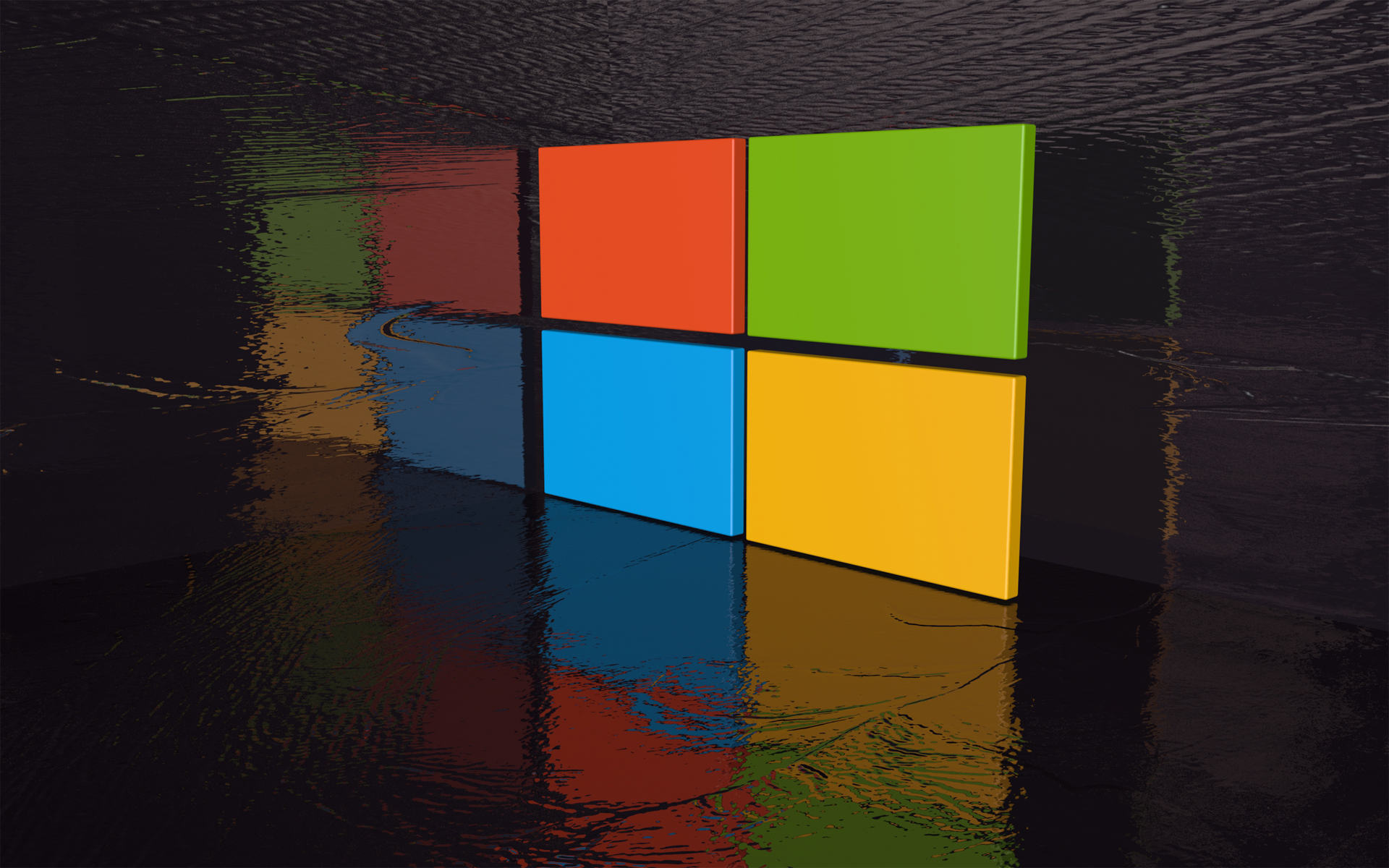 Colorful 3D Windows 8 Wallpaper HD For Your PC Computer