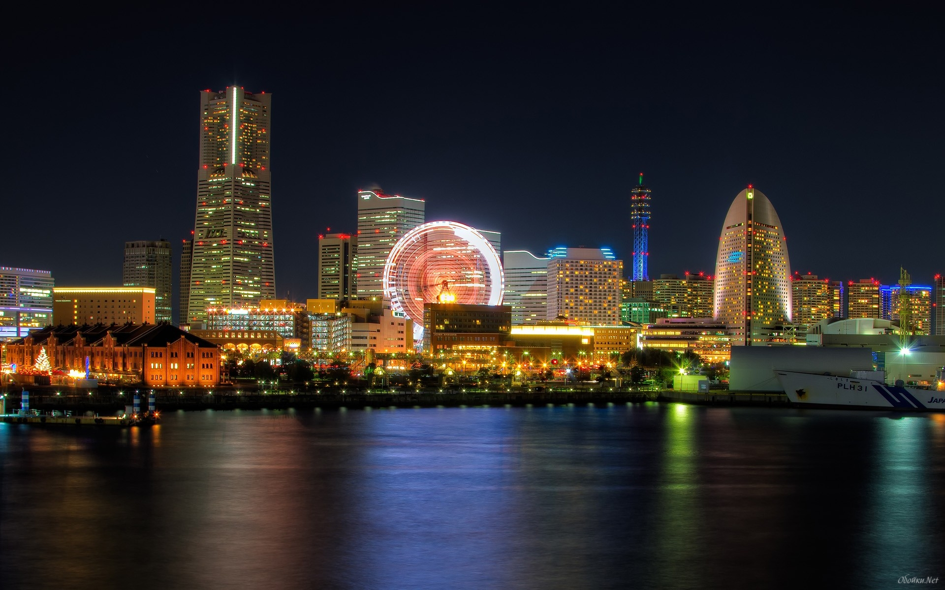 Free Download Amazing City Waterfront Wallpapers