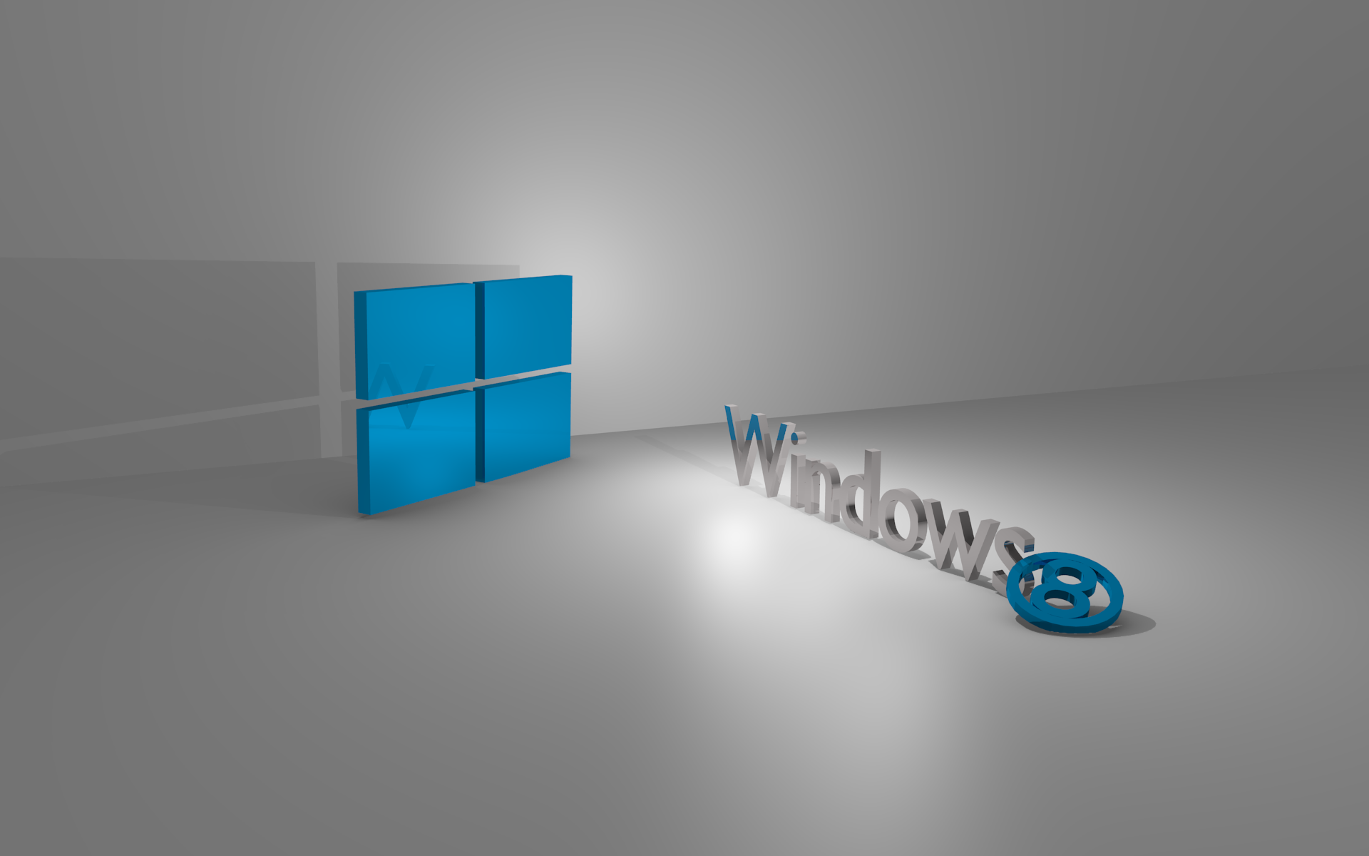 Download Free Windows 3D Desktop HD Wallpapers Simple Design