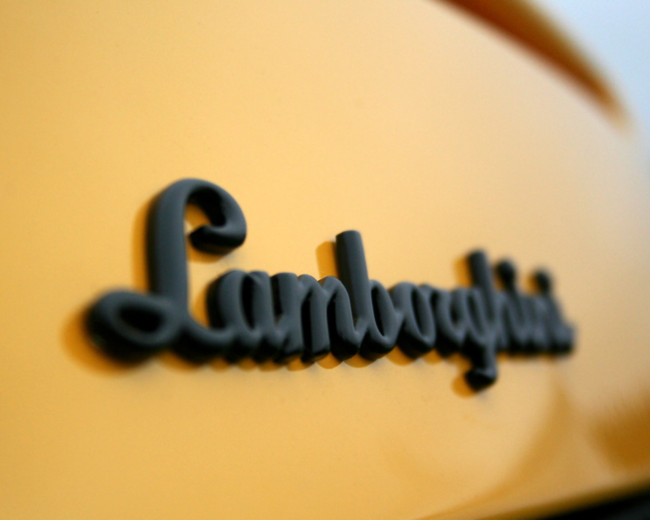 Black Font Logo Lamborghini Car Photo Picture HD Wallpaper Free