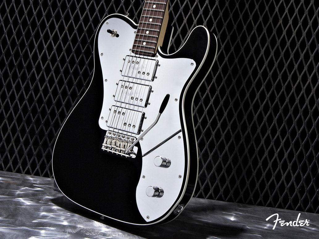 Free Download HD Wallpaper Picture Fender Telecaster For PC Desktop