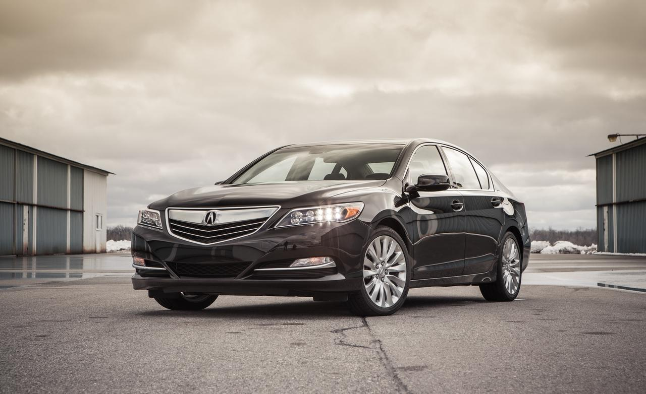Awesome New Acura RLX Car Automotive In 2014 Photo Picture HD Wallpaper