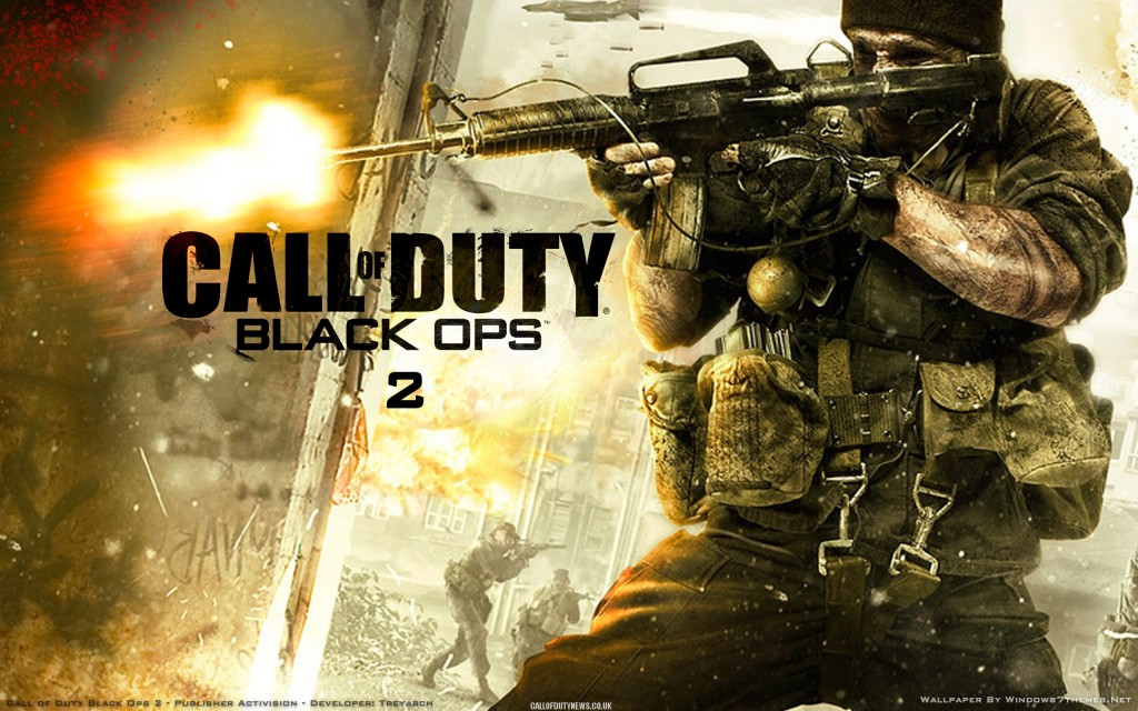 Amazing Game Call Of Duty Black Ops 2 HD Wallpaper Image Picture