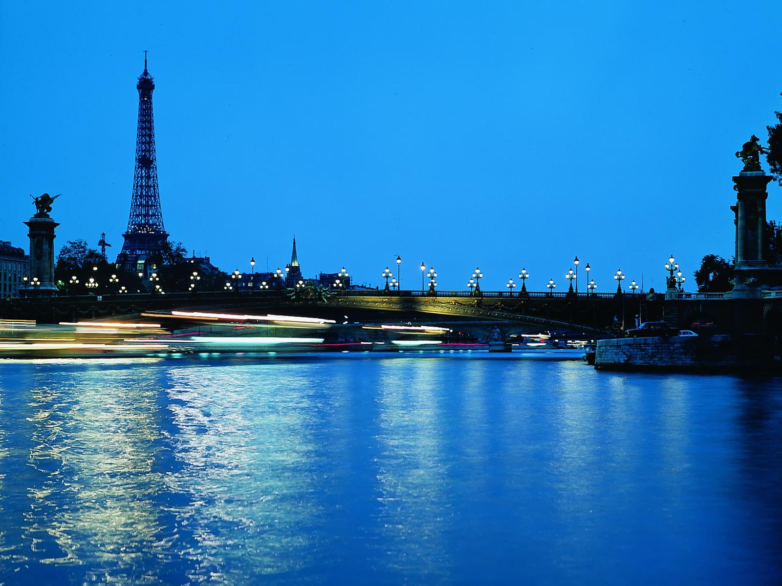 Beautiful Place To Visit Paris Wallpaper HD Widescreen For PC Computer