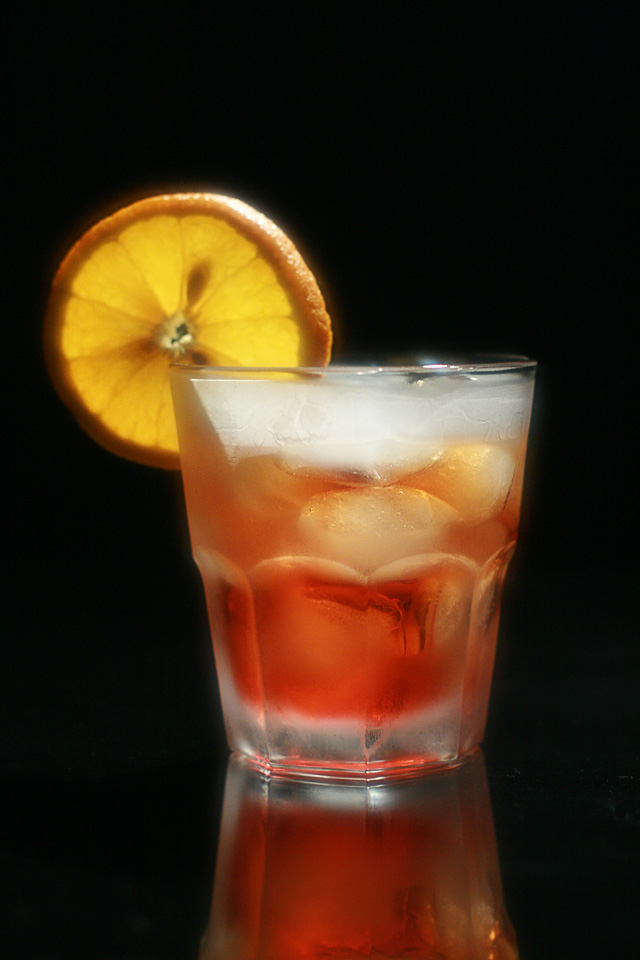 Negroni Cocktail Italy Photo Picture Wallpaper Background