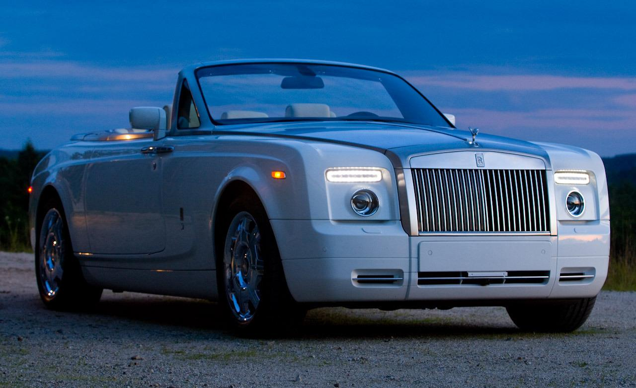 Classic Cars Design Rolls Royce Phantom Drophead Coupe Photo