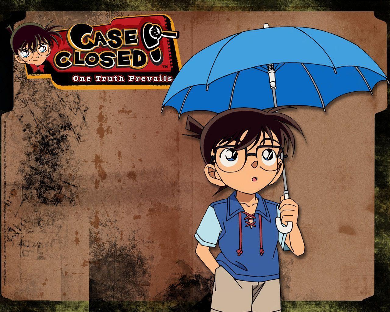 Case Closed Detective Conan Anime HD Wallpaper Original Size