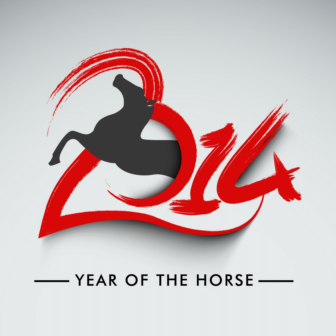 Happy Chinese New Year 2014 HD Wallpaper Year Of The Horse Picture