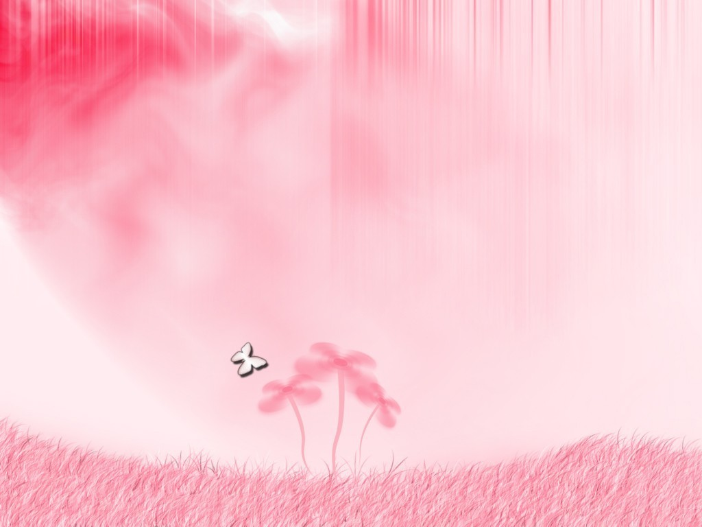 Beautiful Pink Color Nature HD Wallpaper Image For PC Computer