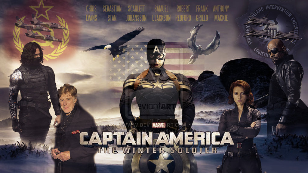 Captain America The Winter Soldier HD Wallpaper Picture Free Download