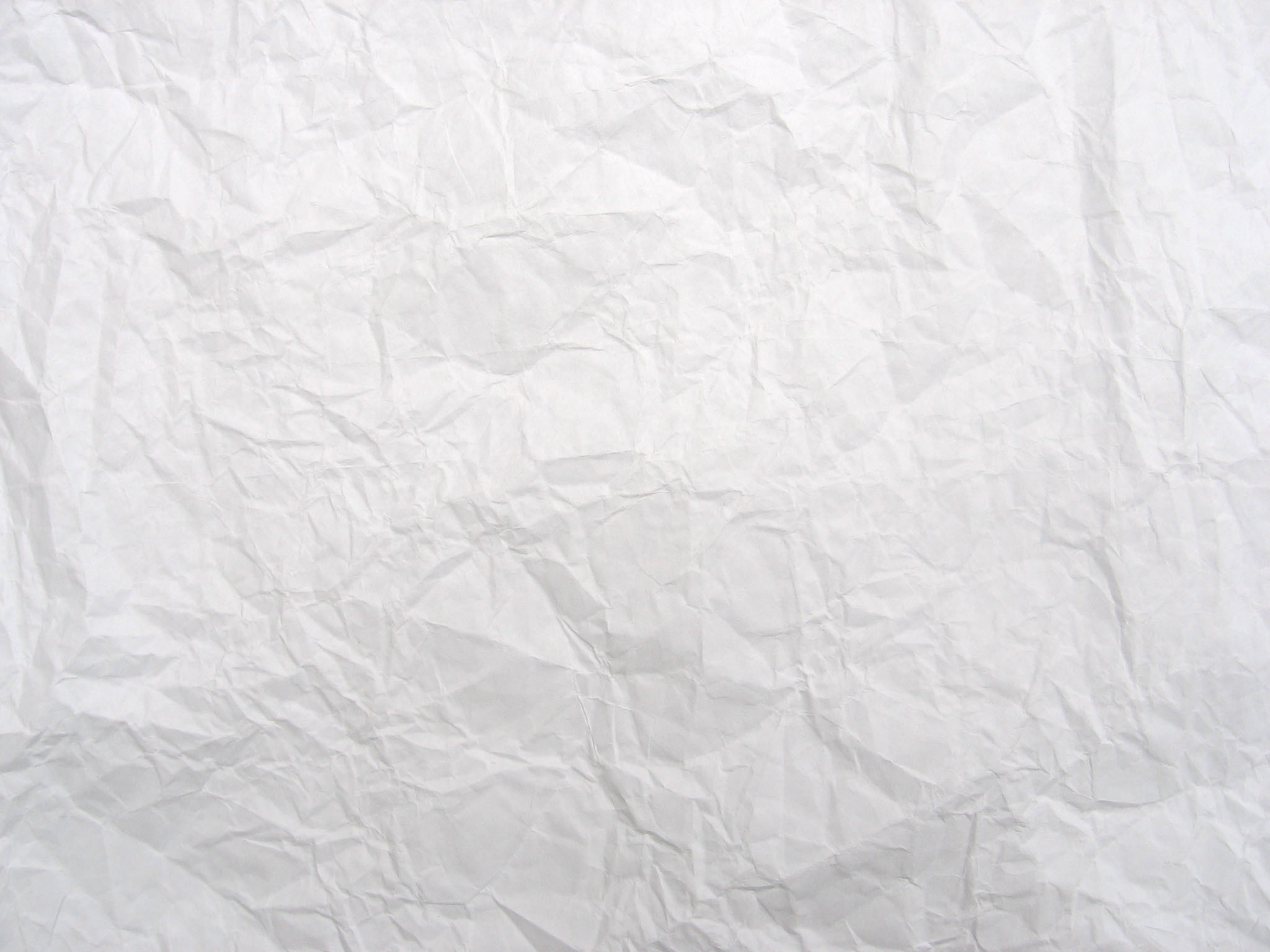 Crumpled White Paper High Resolution In HD Wallpaper Photo