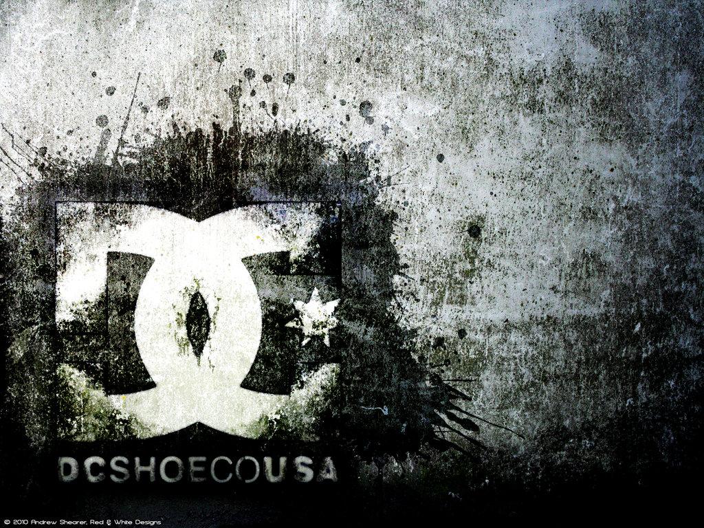 DC Shoes Logo Best HD Wallpaper Picture Image Widescreen Desktop