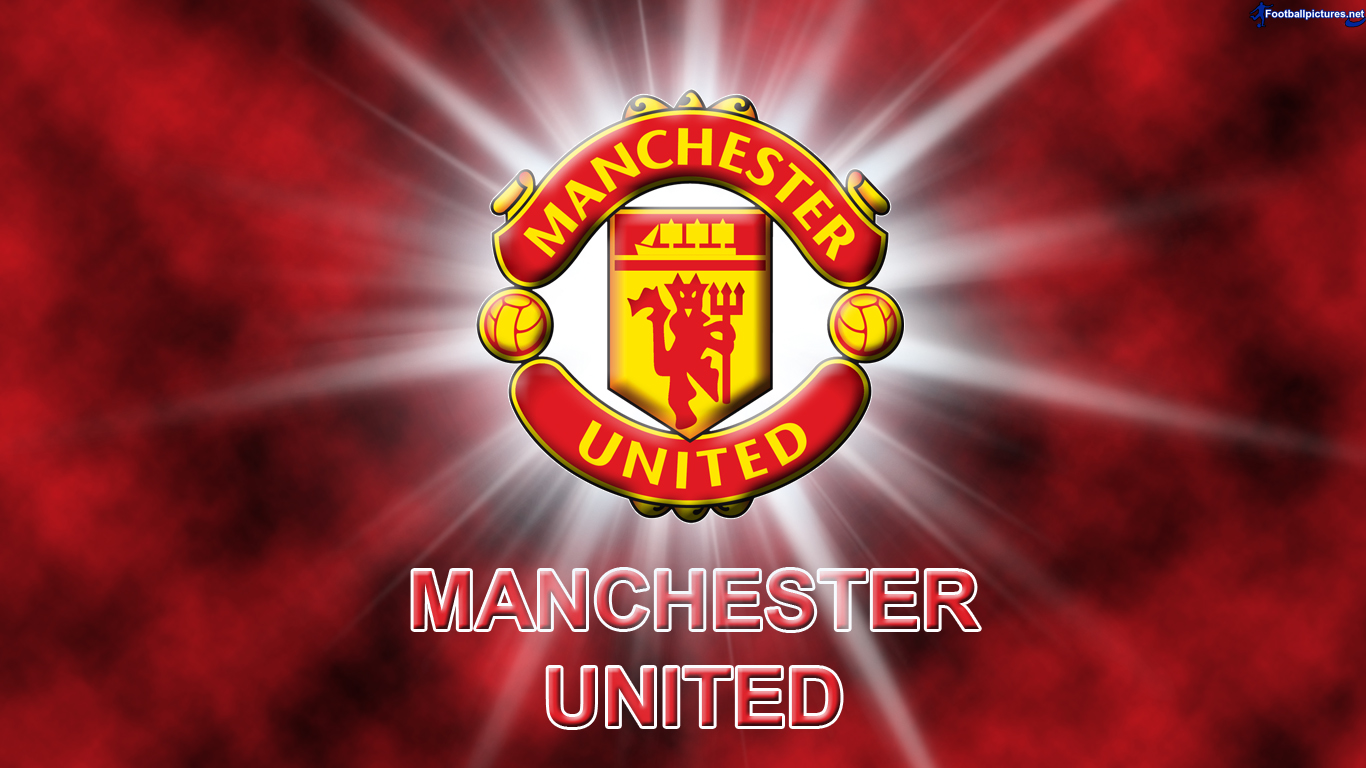 Manchester United Football Club Picture HD Wallpaper For Your Laptop