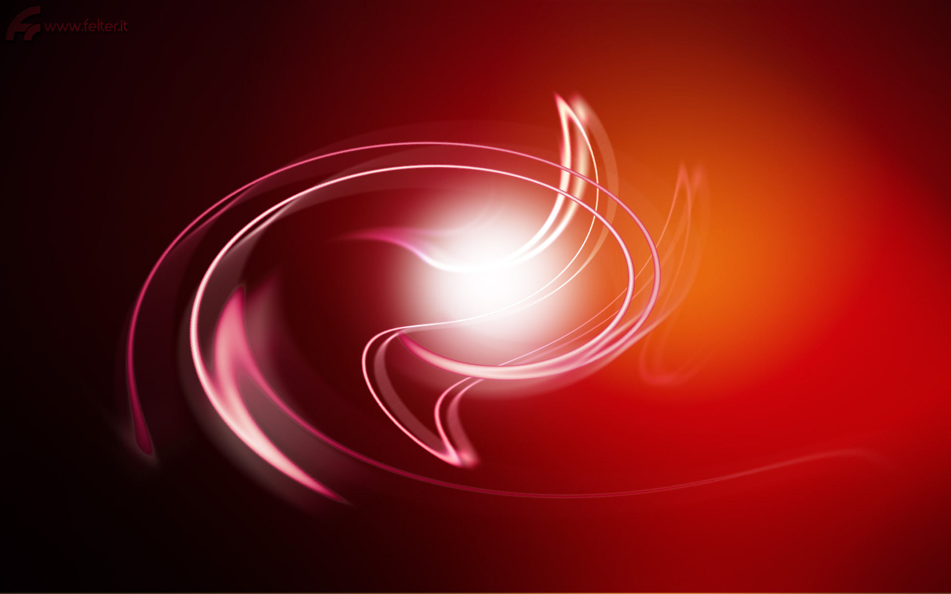 White Light Art Red Color HD Wallpaper Background Image