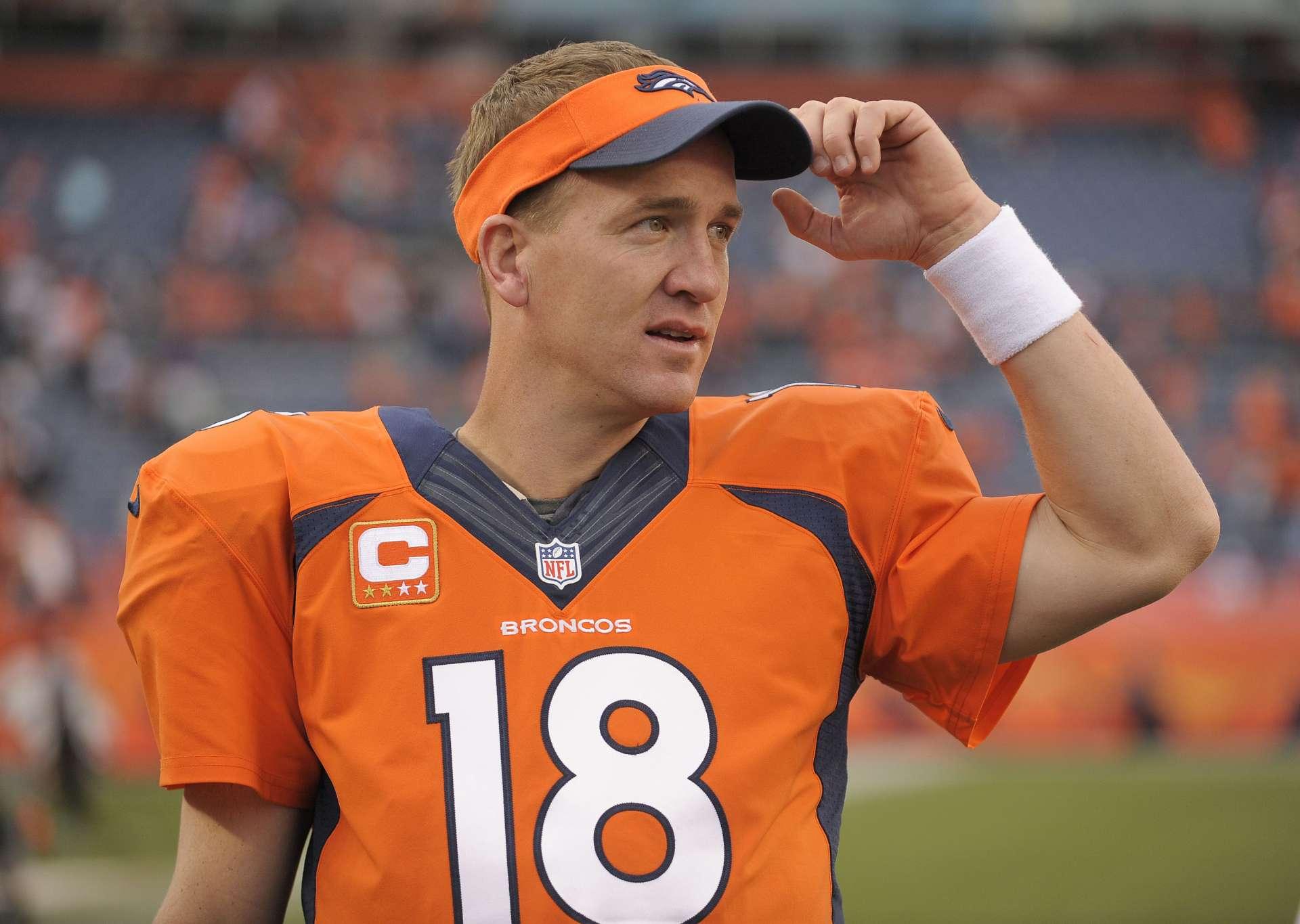 Peyton Manning HD Wallpaper