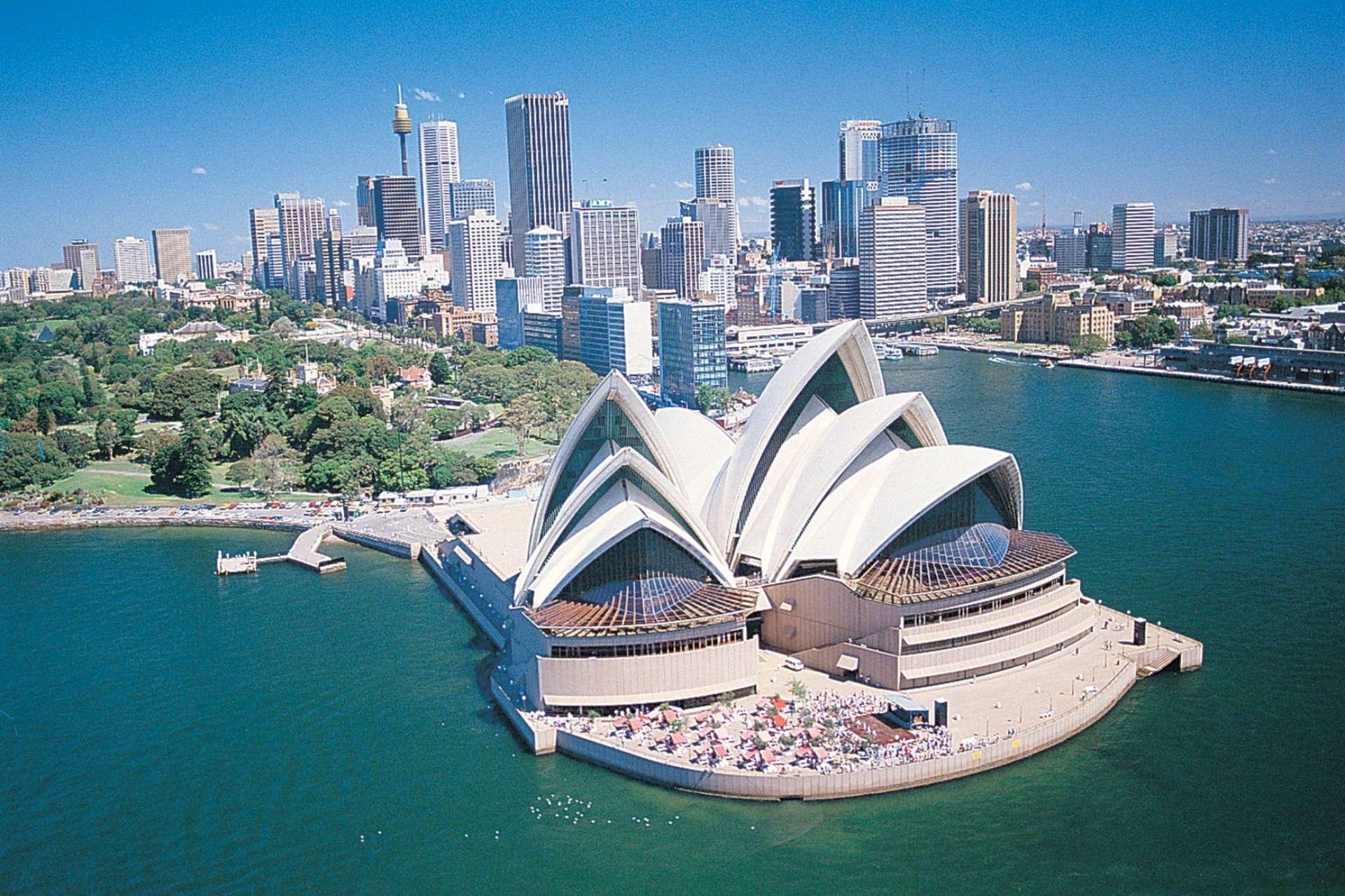 Sydney Opera House HD Wallpaper